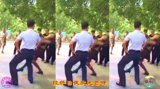广场舞:逛新城(网友拍摄视频,祝老师制作)