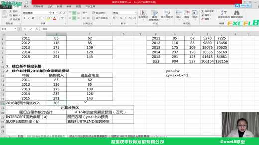 excel会计教程_excel工资计算_excel财务常用公式