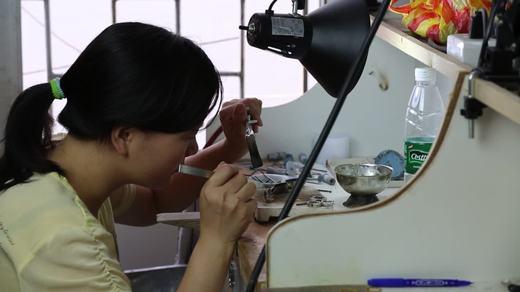 珠宝制作工艺 黄金制作过程 钻石戒指加工
