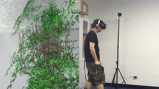 艾佳生活VR体验,模拟超真实场景,提前看见梦想家