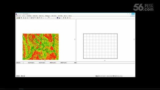 利用mapgis进行影像与矢量间的校正 广西善图科技