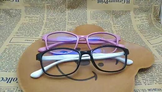 抗疲劳眼镜 负离子防蓝光缓解眼疲劳眼镜效果图片