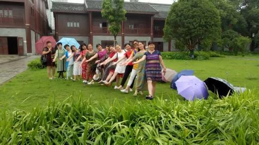 2018年6月21日湘潭彩云追月群在新窑湾游玩