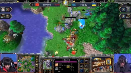 WarCraft III current balance   THE ULTIMATE FEEDBACK by Tod