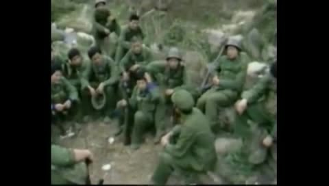 1985年3月至1986年6月67军老山地区对越防御作战录像资料