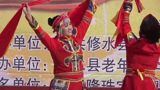舞蹈(赞歌)表演者广场舞(六)班