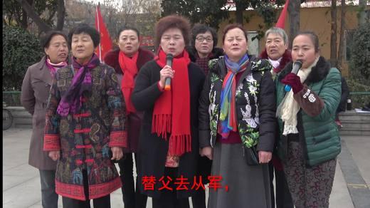 女声小合唱:红色娘子军连连歌
