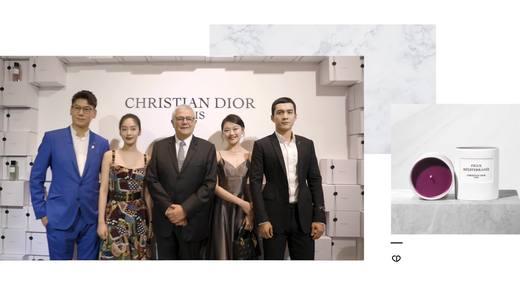 Dior迪奥香氛世家公寓上海揭幕 精彩回顾