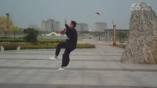 王志海——福寿长拳—九节鞭