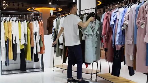 杭州三彩春装 时尚品牌女装折扣尾货批发