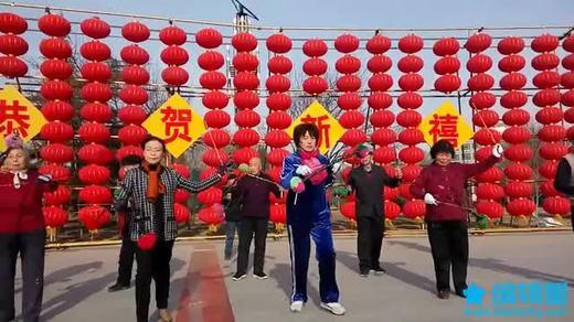 春节后首次周日打花棍活动纪实,2018.02.25