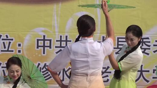 舞蹈(舞打芭蕉)表演者表演舞(5)班学员