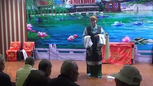 淮剧珍珠塔 五  宝应公园淮剧票友  宝应淮迷老蔡