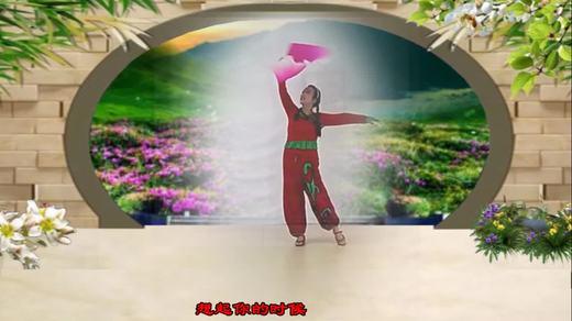 南昌林子广场舞85《荞麦花》