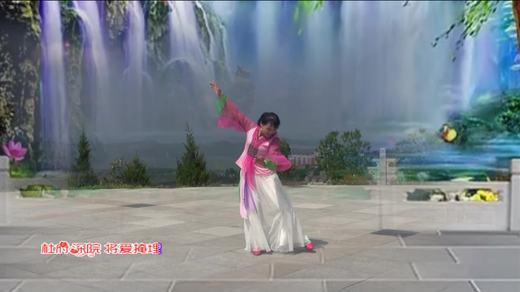 独梅广场舞—《玉茗花开》