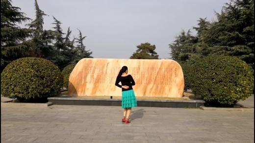 邯郸冰雪广场舞《你是我今生的依靠》