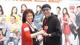 回TVB宣传《爱·回家》竟被写错名 欧阳震华:我要检讨一下