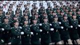醉美中国女兵阅兵,直接把外国人看傻了!