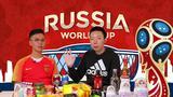 俄罗斯啤酒零食,战斗民族是这么看世界杯的