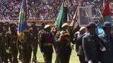 津巴布韦执政党推选前副总统姆南加古瓦为总统