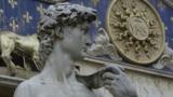 米开朗基罗从哪里学习艺术的?