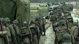 中国军民犁陆为田,日军辎重落在后面,被中国军队重创