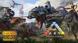 【飞竞】最高画质!方舟生存进化手游首次封测试玩实录 ARK:Survival