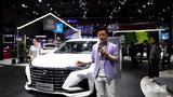 长安CS75plus亮相上海车展,除了超高颜值,还有哪些亮点值得期待