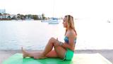 美女教你练瑜伽268