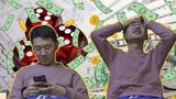 网络赌博这些骗人玩意儿,千万别沾【哎呀黄先生】7