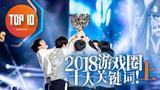 是大腿TOP10年度篇:2018年游戏圈十大关键词(上篇)