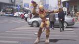 游戏人物中国街头疯狂搞事