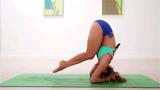 美女教你练瑜伽269