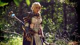 俄罗斯妹子cosplay吉安娜 魔兽世界