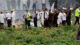 古巴一架客机坠毁  机上114人仅3人生还且重伤