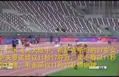亚锦赛百米飞人大战桐生祥秀10秒10夺冠