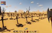 新版本修复了游戏优化不够差的bug!荒漠天际