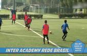 国米青训小将们模仿米兰德比中,国米球员当年的进球,哪个球最像?