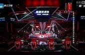 中国好声音2013-9-6王宇VS吴木蓝《吻别》