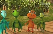 Dinosau Train s01e15 The Old Spinosaurs And The Sea - A Spiiky Tail