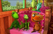 Dinosau Train s01e22 Have You Heard About the Herd - Jess Hesperornis