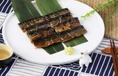 肥美滑嫩的蒲燒秋刀魚