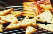浓浓cheese香的饼干