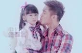 [芒果捞]湖南卫视《爸爸去哪儿》田亮可爱女儿亮相