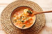 冬日暖胃疙瘩汤