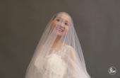 白血病女孩一个人拍婚纱照