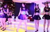 台北国际游戏展 SG熱舞