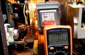 学修微波炉、微波炉通电后声音发闷低沉不加热故障维修