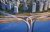 走进南昌,中国最大的水下立交桥