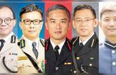 香港五大紀律部隊譴責暴力